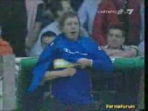 Orgulloso de ser fan del Parma