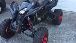 4. 2008 Honda Trx700 Review And Walk Around trx700RR