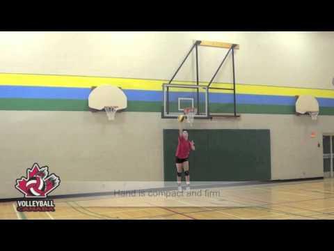 18U Jump Float Serve