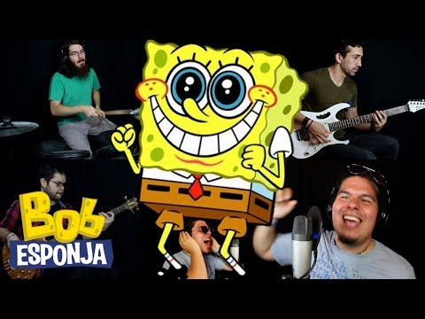 Bob Esponja - Soy Un Cacahuate (Inheres Cover)