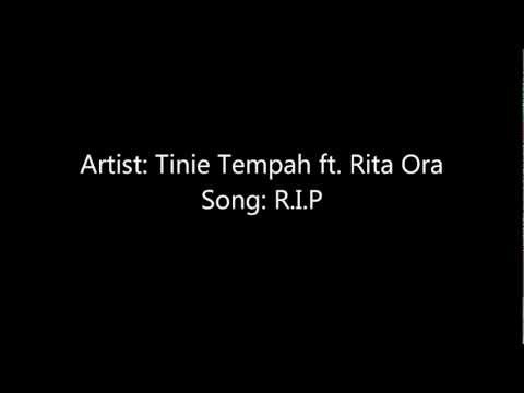 Tinie Tempah ft. Rita Ora - Rip lyrics (official 2012)