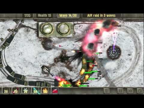 Video of Defense Zone HD Lite