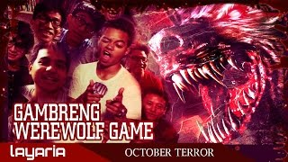 Video Gambreng - Werewolf Part 1 (with REZA ARAP, VNGNC, JULEE DAY, ROADKILL PICTURE, dan SHOCKIFIEDTV) MP3, 3GP, MP4, WEBM, AVI, FLV Mei 2017