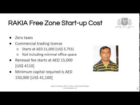 Ras Al Khaimah Company Formation | Low-cost Tax Shelter