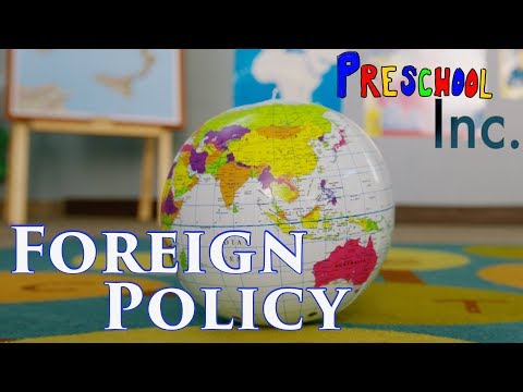 "Preschool Inc - EPISODE 4 - ""Foreign Policy"""