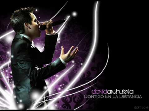 David Archuleta - Contigo En La Distancia 2009 ALMA Awards