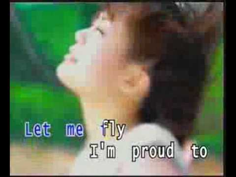 I can fly - Artist: 容祖儿(Rong Zu Er/Joey Young) Song: I Can Fly Singalong Karaoke Version i think it's the theme song for a chinese TV show...i don't know sounds pretty ...