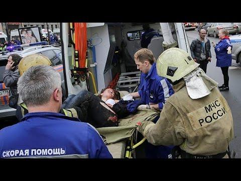 Αγία Πετρούπολη: Και ψυχολογική υποστήριξη έλαβαν οι τραυματίες