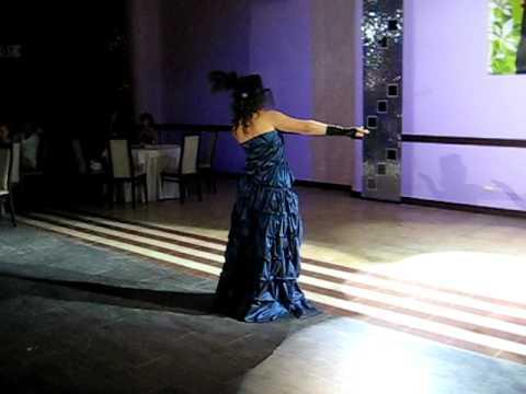 Карина Политучая (Дивейна) 2010 г. Танец Мадемуазель