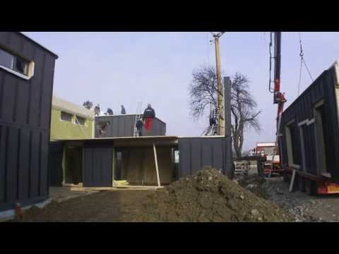 Construction of House 4 – HD