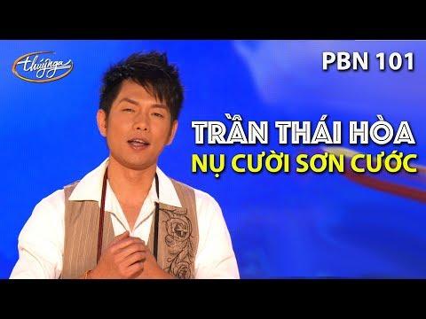 Trần Thái Hòa - Nụ Cười Sơn Cước (Tô Hải) PBN 101 - Thời lượng: 3 phút, 53 giây.