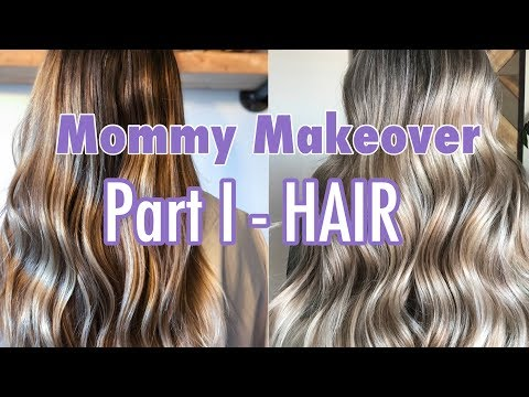 Mommy Makeover New Hair Color - PART I