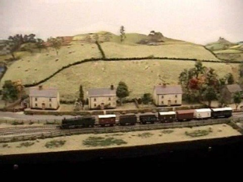 Our N Gauge Layout