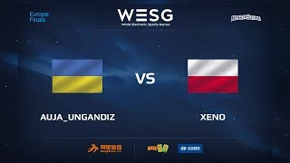 Auja_Ungandiz vs Xeno, game 1