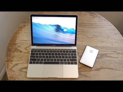 Review: 1TB (G-Technology) G-Drive mobile USB-C drive