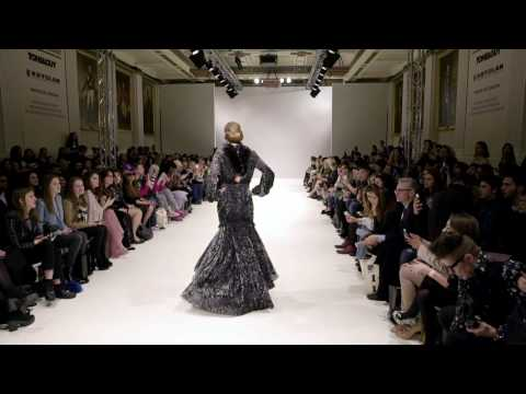 "ROHMIR AW2017/2017 Catwalk ""El Castillo Secreto"" – LONDON FASHION WEEK 19.02.2017"