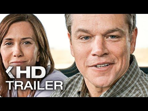DOWNSIZING Trailer (2017)