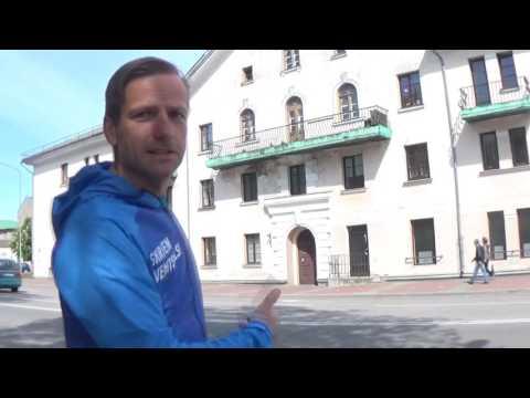 Ventspils Maratona trases sertifikācija