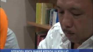 Download Video REKAMAN AUDIO MAHAR LA NYALLA UPDATE MALAM SBOTV 12 Januari 2018 MP3 3GP MP4