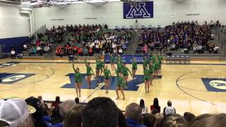 DanceFullOutMN - Eden Prairie Dance Team Jazz 2015