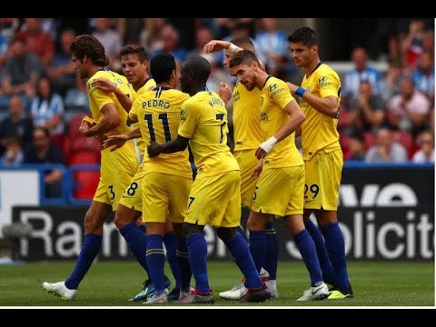 Huddersfield 0-3 Chelsea || Review || Fantastic victory!!!