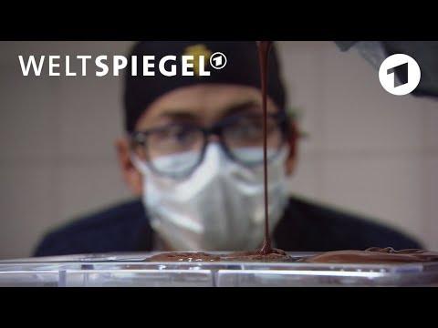 Die teuerste Schokolade der Welt | Weltspiegel