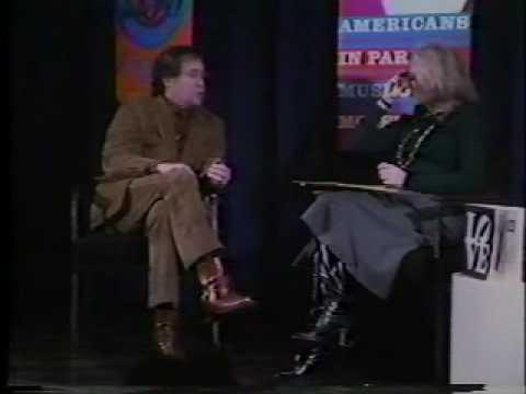 Talk Show - Robert Indiana