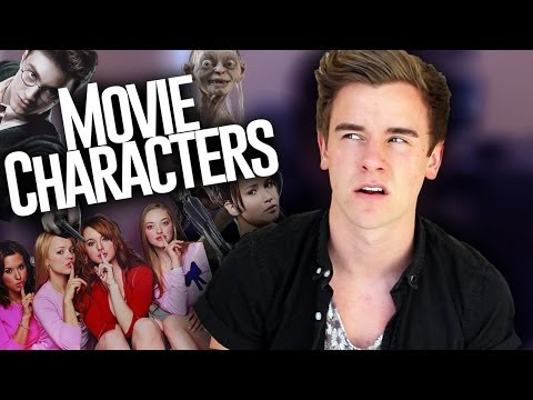 character - Here's what it would be like if i were a movie character... -NEW Main Channel Video: http://bit.ly/1mUFn5n -PREVIOUS Video: http://bit.ly/1rZg4jw -NEW Merch:...