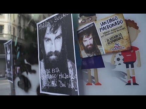 Αργεντινή: Αγνοείται η τύχη 28χρονου ακτιβιστή