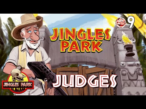 Jurassic World Evolution - Judges
