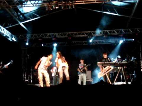 Banda Saminina ao vivo em Pitimbu na Paraíba - Selinho na Boca