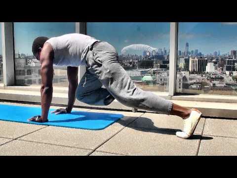 Mountain Climbers | Abdominal Workout | Upper Body Workout (видео)