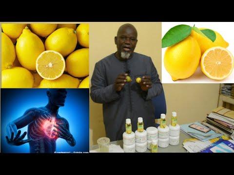 Ndiarignal limo : ( les bienfais de citron  par S.Modou Gueye Gandigal