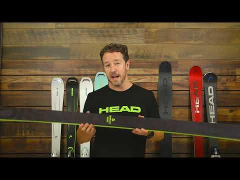 Head Kore 93 Skis - Men's