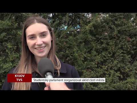 TVS: Deník TVS 25. 4. 2019