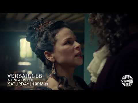 Versailles | Season 2 Ep. 5 | Scheming Agathe | SAT at 10PM ET
