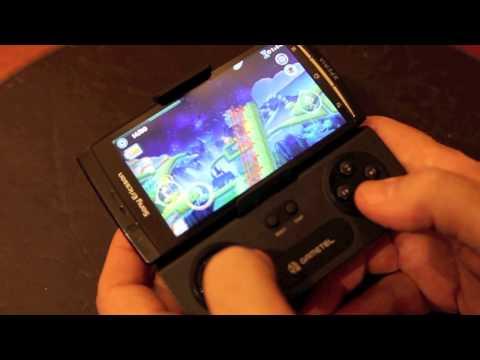 Gametel transforme votre androphone en console portable