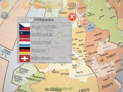 Video of Globe Earth: Flags Anthems