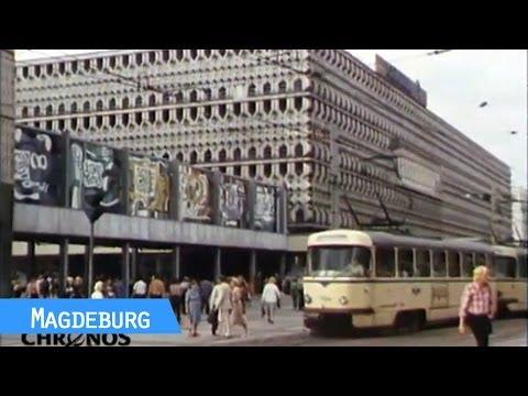 1983: Magdeburg gestern und heute - Bilder deutscher Städte