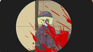 CS:GO Cartoon.Episod 1 Chicken war