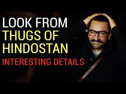 Aamir Khan HIDES His Look From Thugs Of Hindostan,
