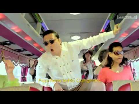 gangnam style: la clip originale!