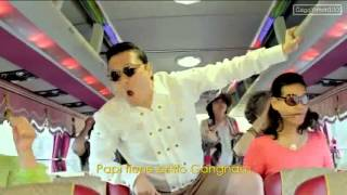 Gangnam Style Official Music Video 2012 PSY with Oppan Lyrics & MP3 Download