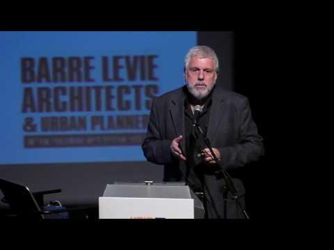 הרצאה אדריכל עדן בר בכנס התחדשות עירונית