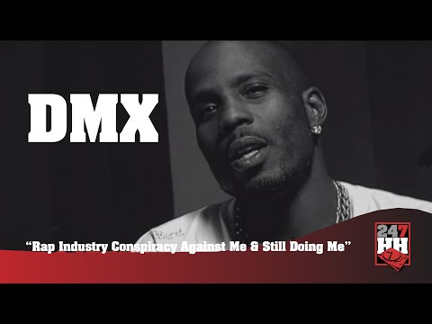 DMX - Rap Industry Conspiracy Against Me & Still Doing Me (247HH Archives)