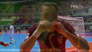 Video Match 46: Russia v Spain - FIFA Futsal World Cup 2016 MP3, 3GP, MP4, WEBM, AVI, FLV Juli 2017