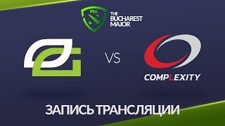 OpTic vs compLexity, Bucharest Major [Maelstorm, NS]