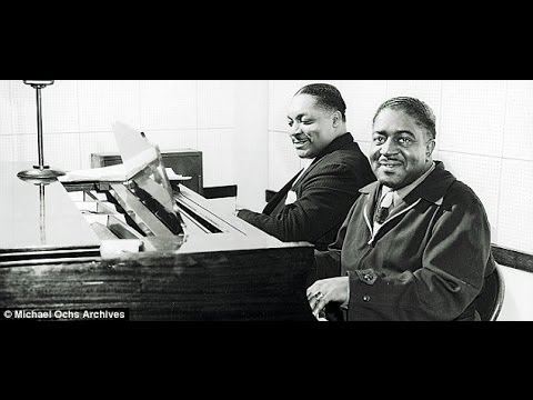 Albert Ammons and Pete Johnson – Boogie Woogie Dream