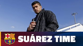 Download Video A day in the life of Luis Suárez MP3 3GP MP4
