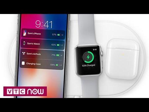 Apple bắt đầu sản xuất sạc không dây AirPower | VTC1 - Thời lượng: 31 giây.
